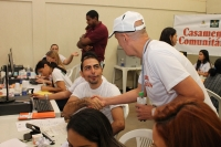 Corregedor agradeceu trabalho dos voluntários