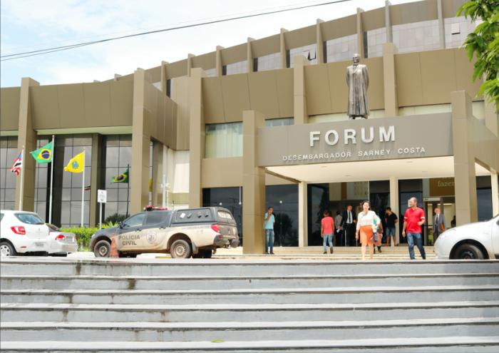 3º JECRIM funciona no Fórum Des. Sarney Costa, em São Luís. (Foto: Asscom CGJMA).