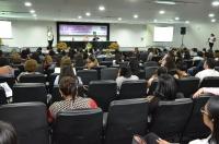 Renomados especialistas do país foram palestrantes do evento, que contou com participação de magistrados, sociedade civil, servidores do Poder Judiciário, entre outros (Foto: Ribamar Pinheiro)