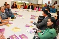 Autoridades participaram da abertura da campanha nesta quarta-feira, 13 (Fotos: Josy Lord)