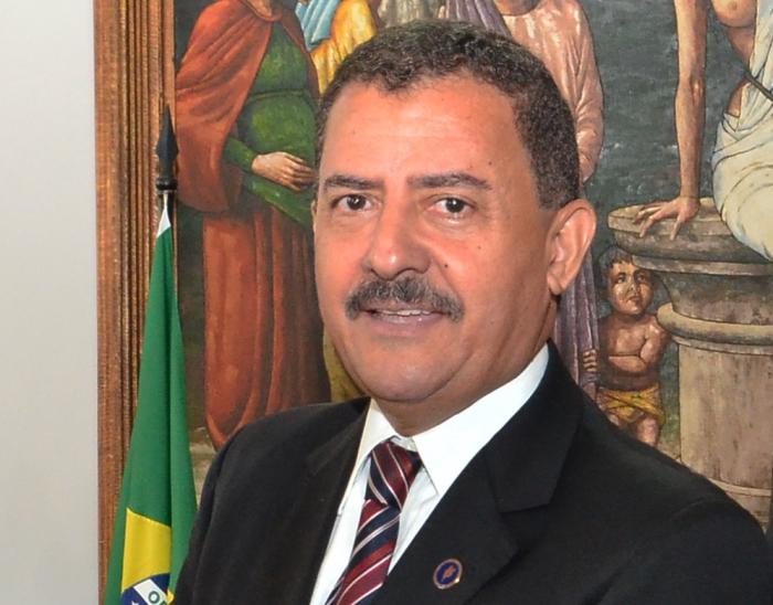 O desembargador Joaquim Figueiredo publicou mensagem em homenagem ao aniversário da sua cidade natal (Foto: Ribamar Pinheiro)