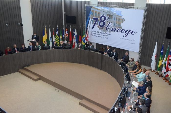Abertura do evento aconteceu nesta quarta-feira, 13, no Tribunal de Justiça da Paraíba (Fotos: Edinaldo Araújo/TJPB)