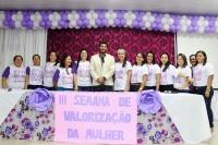 Juiz Eduardo Girão promoveu evento na comarca de Tutóia