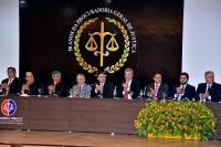 A solenidade foi prestigiada por autoridades dos Poderes Executivo, Legislativo e Judiciário (Foto: Divulgação: Ariosvaldo Baeta)