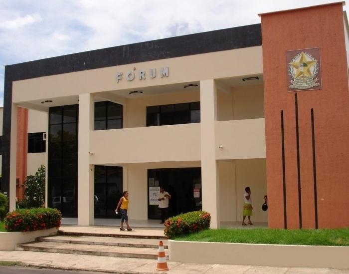 A 2ª Vara Criminal está instalada no Fórum Des. Amarantino Ribeiro Gonçalves, em Timon.