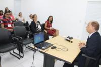 Desembargador Lourival Serejo fez a abertura do curso na ESMAM