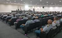 A palestra aconteceu no Fórum de São Luís.
