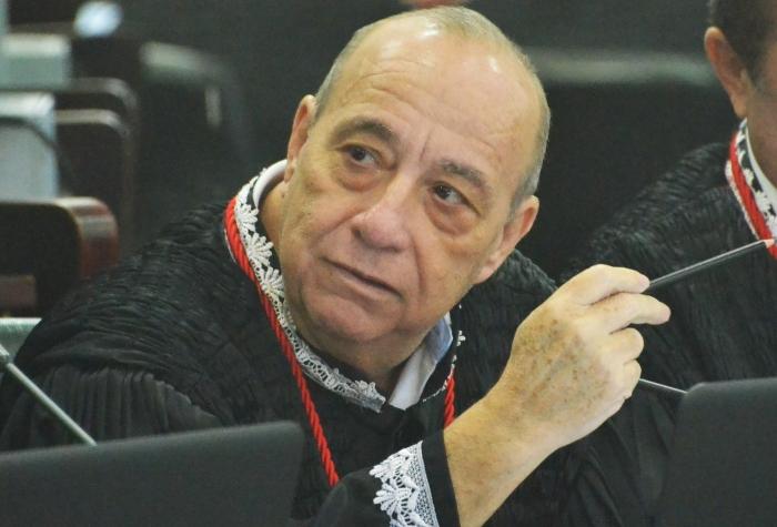 O desembargador Guerreiro Júnior foi o relator do processo. (Foto: Ribamar Pinheiro)