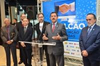 O evento foi aberto pelo presidente do TJMA, desembargador Joaquim Figueiredo. (Foto: Ribamar Pinheiro)