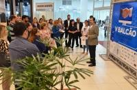 O evento é promovido pelo Núcleo de Conciliação do TJMA (Foto: Ribamar Pinheiro)