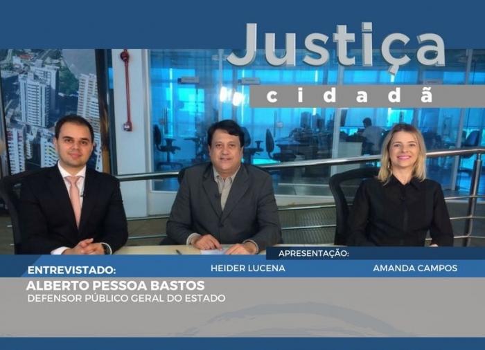 O programa é uma parceria do Judiciário maranhense com a TV Assembleia