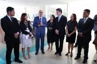 Nova sala da OAB funciona no hall do Fórum Des. Sarney Costa