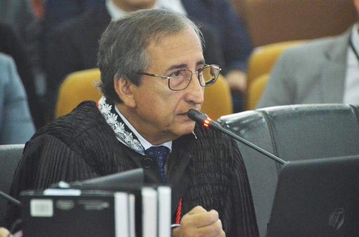 O processo teve como relator o desembargador Raimundo Barros (Foto: Ribamar Pinheiro)