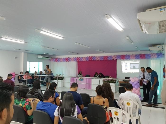 Ações de combate à violência contra a mulher são realizadas no Fórum de Vitorino Freire