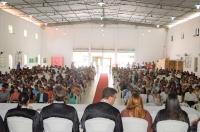 Celebração reuniu grande público na Comarca de Rosário.