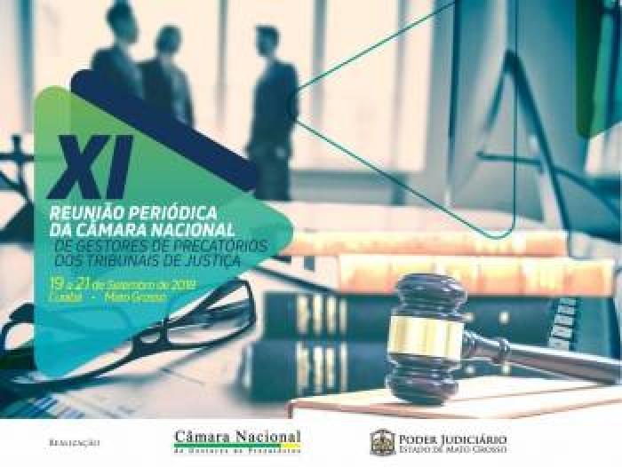 A reunião está sendo realizada em Cuiabá