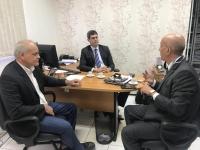 Corregedor reuniu-se com os juízes de Coelho Neto nesta quinta-feira, 20