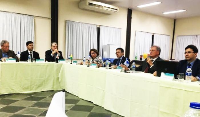 O evento foi realizado em Cuiabá, no Mato Grosso