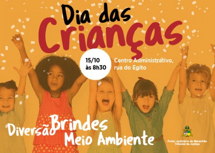 A iniciativa é organizada pela Diretoria de RH (Arte: Eduardo Sales/ Ascom/TJMA)