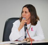 Juíza Diva Maria participou do evento no Fórum de São Luís