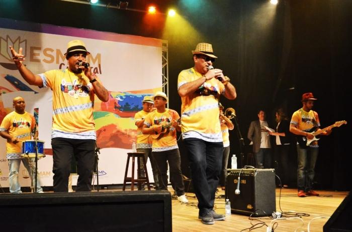 Banda Sambores (Foto: Ribamar Pinheiro)