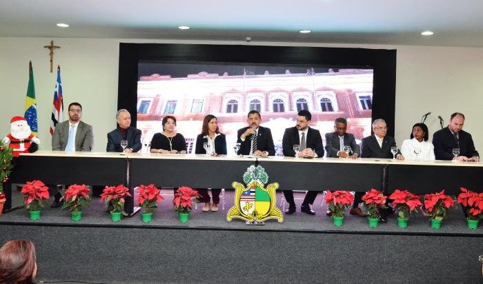 A premiação ocorreu no Fórum de São Luís (Foto: Ribamar Pinheiro)