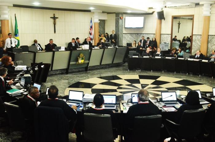 Primeira sessão plenária ocorre na quarta-feira (23). Foto: Ribamar Pinheiro/ Arquivo TJMA