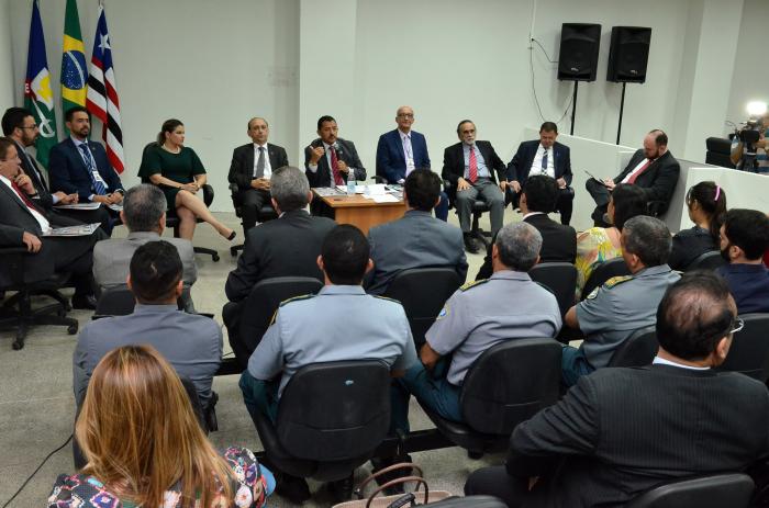 Audiência Pública promovida pela mesa Diretora  em Caxias/MA