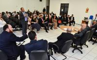 Audiência Pública promovida pela mesa Diretora em Bacabal/MA