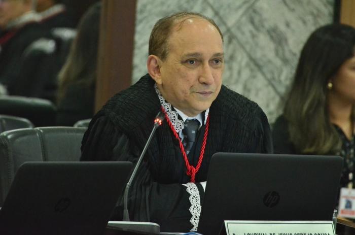 O TJMA tem como vice-presidente o desembargador Lourival Serejo a quem compete a análise de processos judiciais quando da substituição ao Presidente da Corte. (Foto: Ribamar Pinheiro)