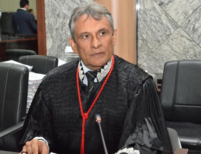 O desembargador José de Ribamar Castro foi o relator da apelação (Foto: Ribamar Pinheiro)