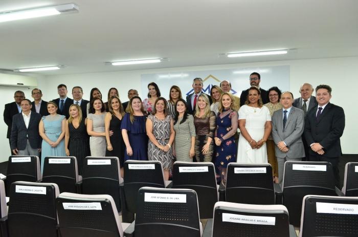 Turma é composta por vinte juízes e oito servidores do Judiciário. (Foto: Ribamar Pinheiro)