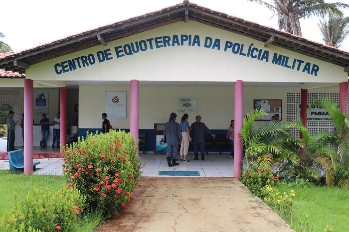 Centro de Equoterapia da PMMA