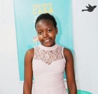 Letícia (13 anos) é uma das beneficiadas pelo projeto Casa