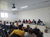 Reunião em Açailândia aconteceu nesta quinta-feira (22)