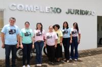 EQUIPE DO COMPLEXO JUDICIÁRIO DE IMPERATRIZ