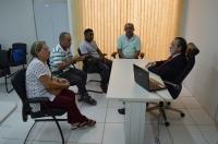 Jurisdicionados de Montes Altos são atendidos pelo ouvidor-geral. Foto: Danielle Limeira/ Ascom TJMA