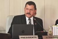 O desembargador Joaquim Figueiredo disse que o objetivo é atender ao princípio constitucional de eficiência administrativa (Foto: Ribamar Pinheiro)