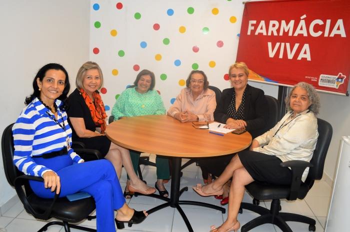 A desembargadora Cleonice Freire ressaltou a importância da parceria para as crianças abrigadas na instituição. Foto Ascom/TJMA