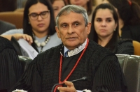 José de Ribamar Castro agradeceu aos colegas de plenário pela vitória por maioria. (Foto: Ribamar Pinheiro)