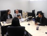 Juiz utiliza tecnologia para agilizar a oitiva de pessoas com dificuldades de locomoção