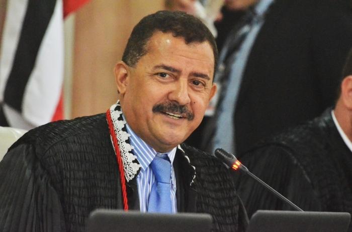 Presidente anunciou antecipação do pagamento do 13º na Sessão Plenária desta quarta-feira (12). Foto: Ribamar Pinheiro/ Arquivo Asscom TJMA