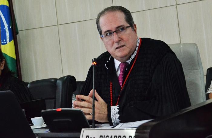O desembargador Ricardo Duailibe é o relator do processo (Foto: Ribamar Pinheiro)