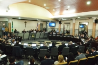 As indicações ocorreram durante sessão plenária administrativa dessa quarta (Foto: Ribamar Pinheiro)