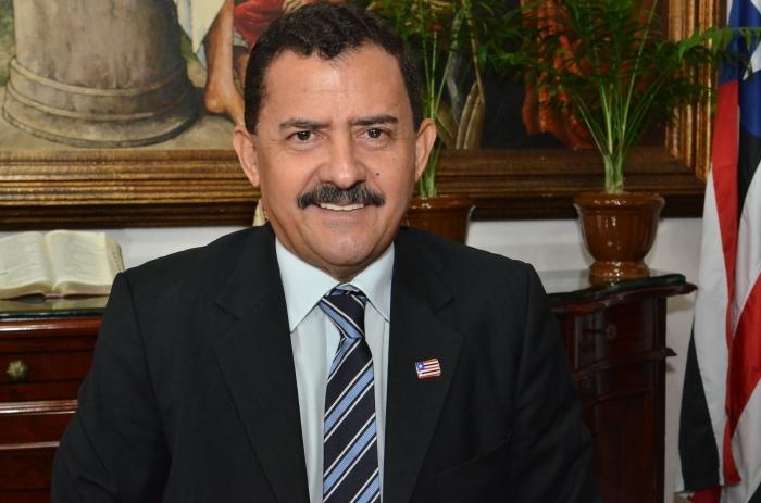No cargo, o governador interino Joaquim Figueiredo dará especial atenção aos projetos de interesse da sociedade (Foto: Ribamar Pinheiro)