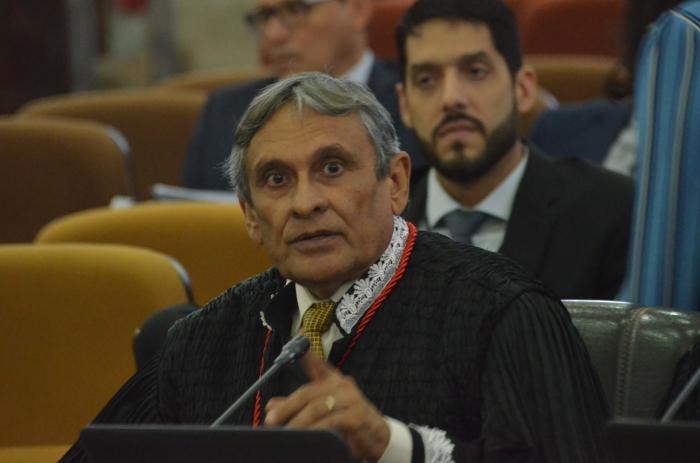 O relator do processo é o desembargador Ribamar Castro (Foto: Ribamar Pinheiro)