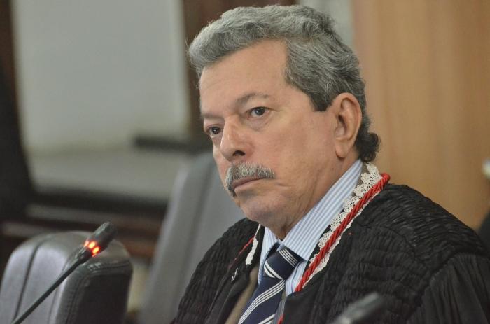 O desembargador Jaime Araujo é o relator do processo (Foto: Ribamar Pinheiro)