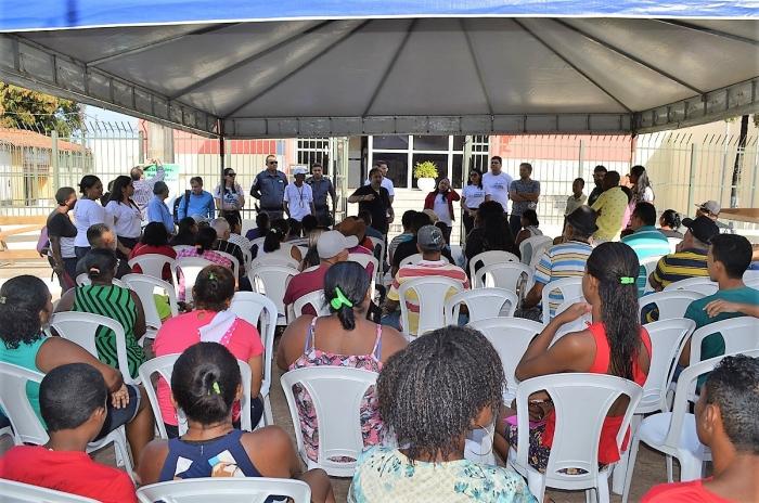 O Núcleo realizou 124 atendimentos na Comarca de Cururupu. FOTO: Divulgação/Ascom TJMA
