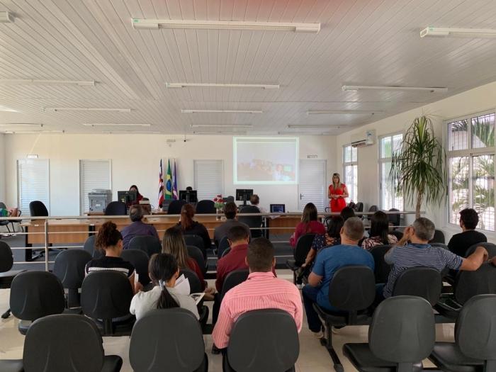 Treinamento em digitalização de processos em Santa Luzia