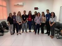 Oficiais de Justiça participam do projeto